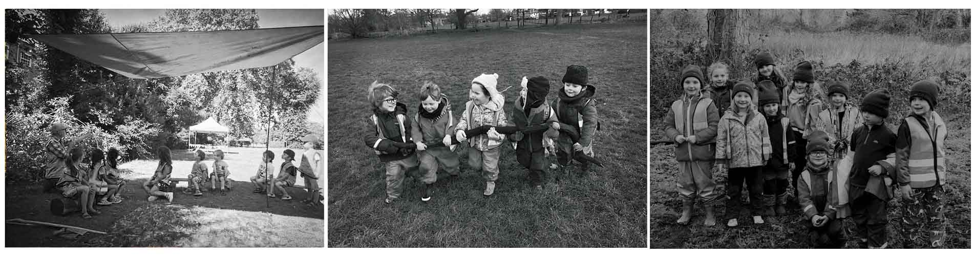 Wild About Play Forest Nursery School After School Clubs and Holiday Camps Putney London