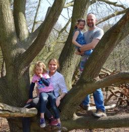 Family in Tree