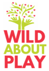 Contact Wild About Play Logo 2020