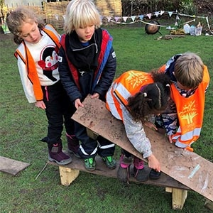 After School Clubs with Wild About Play in Putney London