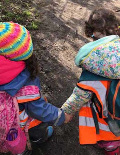 Building lifelong cognitive foundations Wild About Play Forest School Nursery and after school club