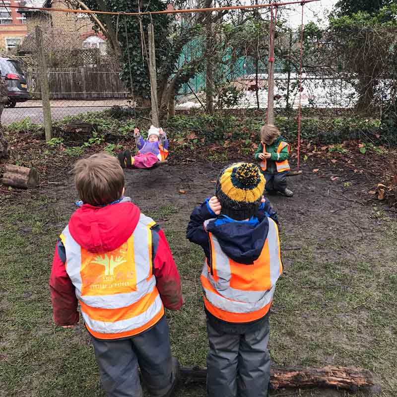 Building lifelong cognitive foundations for physical and mental health Wild About Play Forest School Nursery 3