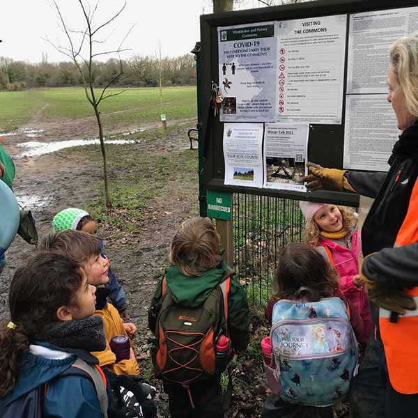 Learning & Creativity With Wild About Play Forest School and Nursery