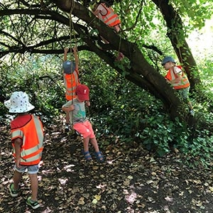 Wild About Play Holiday Camps for kids Putney London