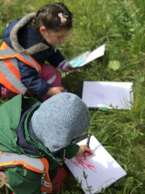 Building lifelong cognitive foundations for physical and mental health Wild About Play Forest School Nursery