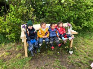 wild about play outdoor nursery outdoor forest school adventure walks putney sw london september