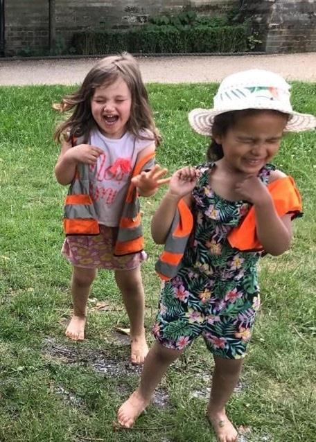 wild about play water fun summer outdoor nursery